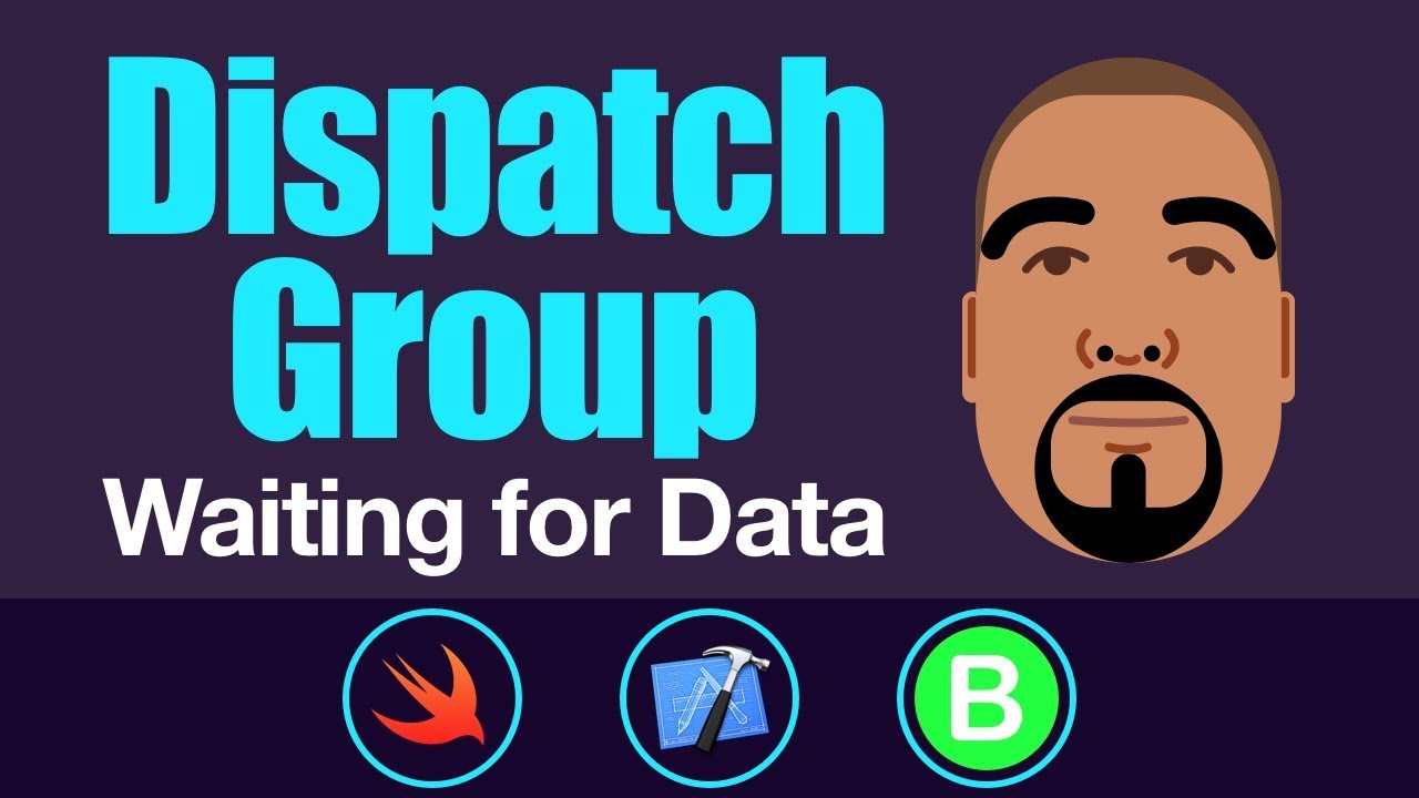 DispatchGroup: Waiting for Data | Swift 4, Xcode 9