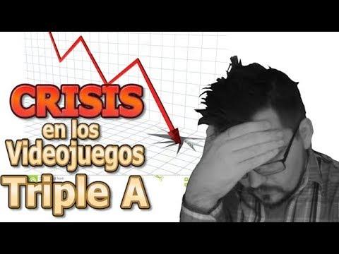 🔥 CRISIS en los Videojuegos Triple A