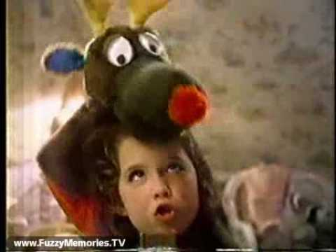 """Nestle Crunch - """"Rainy Day Moose Party"""" (Commercial, 1983)"""