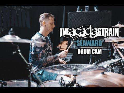 The Acacia Strain   Seaward   Drum Cam (LIVE)