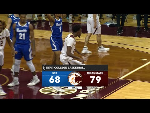 TXST Men's Basketball