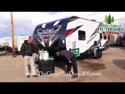 2017 FOREST RIVER STEALTH FQ2313 (ST201)