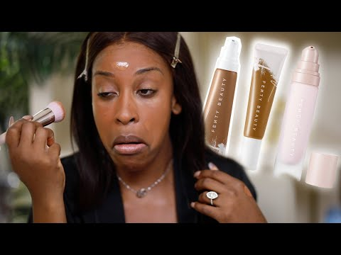 Was THIS The 1st Foundation FENTY Should've Launched?!?!   Jackie Aina