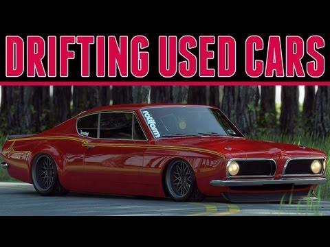 Forza Motorsport 4 Drifting Used Cars Episode 2 Youtube