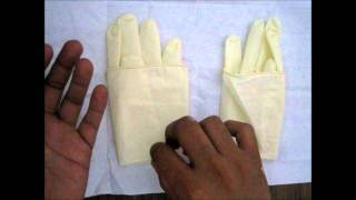 How To Wear Sterile Gloves?