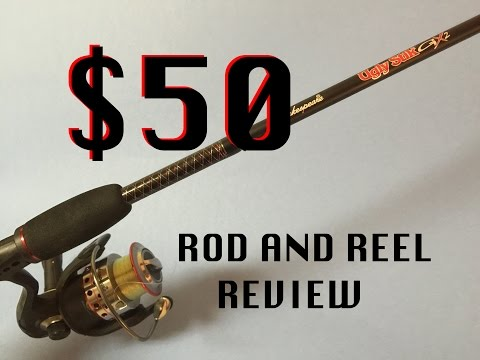 Ugly Stik GX2 Fishing Rod Reel Combo Review - Alpha Outdoors