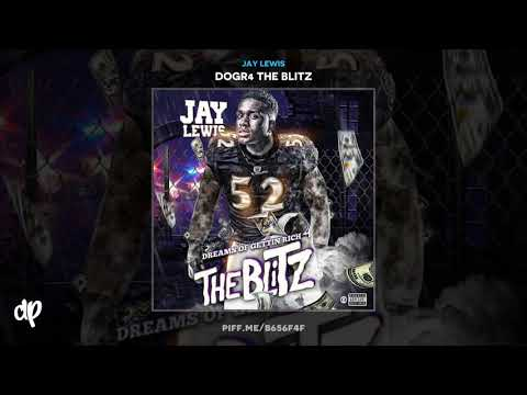 Jay Lewis - Bae Forever [Dogr4 The Blitz]