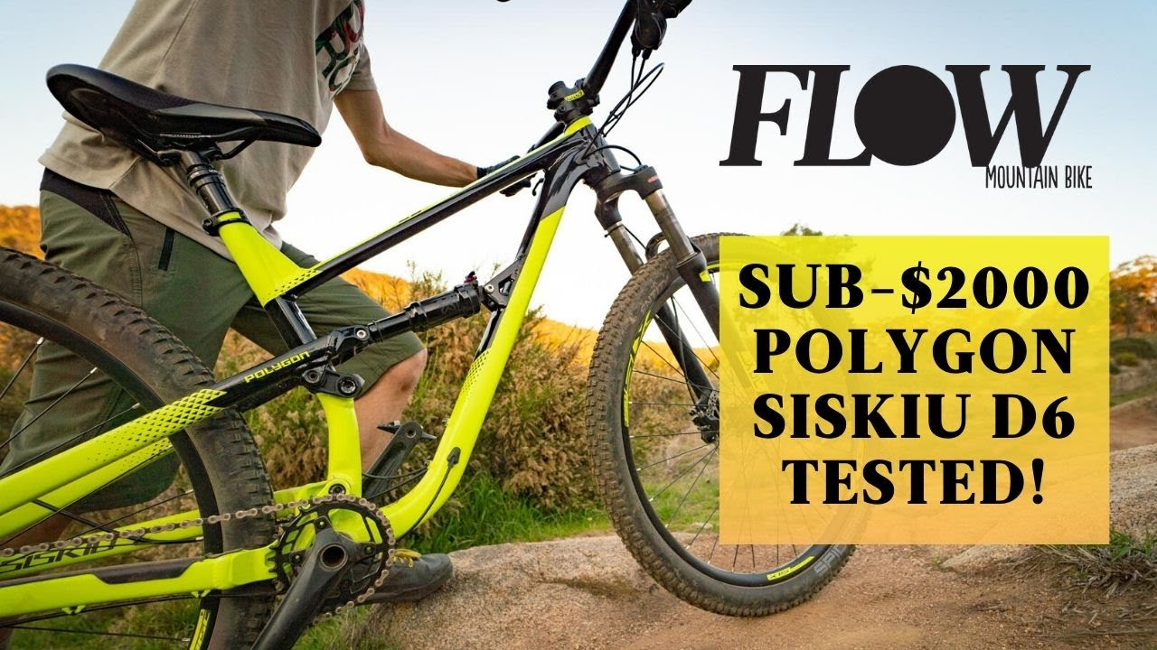 TESTED   The 2020 Polygon Siskiu D6 Is A Ludicrously Cheap Full Suspension Mountain Bike