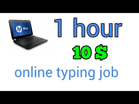 online typing job - best website for online earning in hindi -urdu