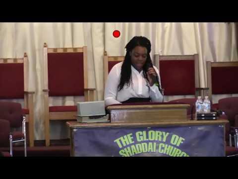 El Shaddai Christian Center Sunday service