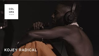 Kojey Radical - Eleven | A COLORS ENCORE