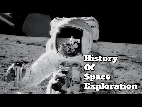 History of Space Exploration    Inquisitive Mind