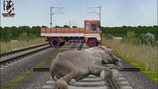 crazy-elephant-sleeping-at-unmanned-level-crossing-in-indian-train-simulator