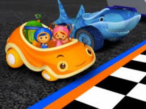 Umizoomi Shark Car Game