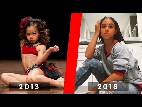 What Happened to Asia Monet from Dance Moms?