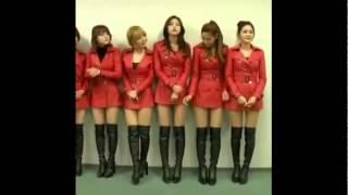 AOA SeolJeong 혜정 & 설현 Moments - JEALOUS