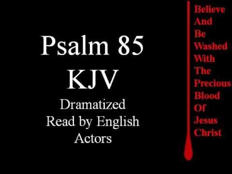 Psalm 85 KJV