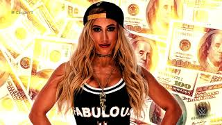 "Carmella 2nd WWE Theme Song - ""Fabulous"" (Intro Edit) with Arena Effects"
