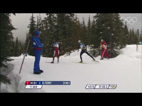 Sumann - Men's Biathlon - 12.5Km Pursuit - Vancouver 2010 Winter Olympic Games