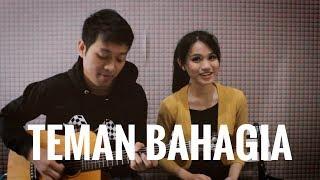 Download Lagu JAZ - TEMAN BAHAGIA (Cover) | Audree Dewangga, Yotari Kezia Mp3