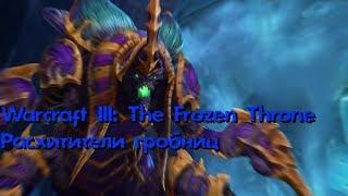 Warcraft III: The Frozen Throne.Расхитители гробниц.Выпуск № 3.(MAGNSed).