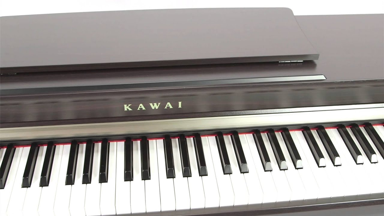 kawai cn25 digital piano demo espa ol youtube. Black Bedroom Furniture Sets. Home Design Ideas