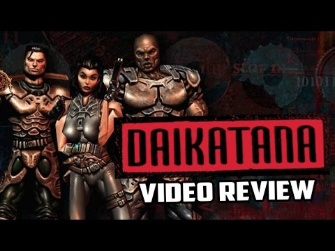 Retro Review - Daikatana PC Game Review - YouTube