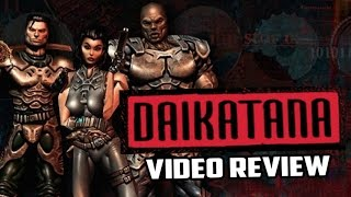 Retro Review - Daikatana PC Game Review