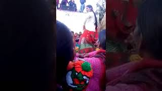 Hit meri lachima kumaoni song  dance ( महिला संगीत)