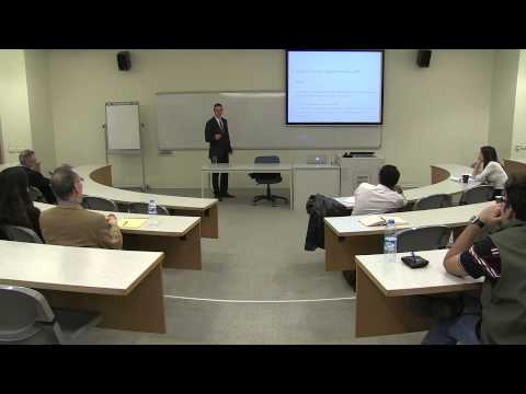 Psychology Public Lecture by James D. Herbert - April 15, 2013