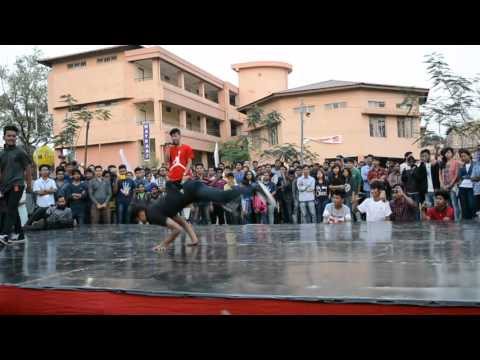 NATRAAJ || GROUND ZERO || Bboying Battle || Bboy GIN vs Bboy CHIRAG aka Bir Radha Sherpa