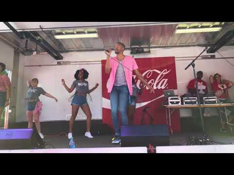 Matthew A. Wright - Wild Thoughts (Cover) | Packapalooza 2018