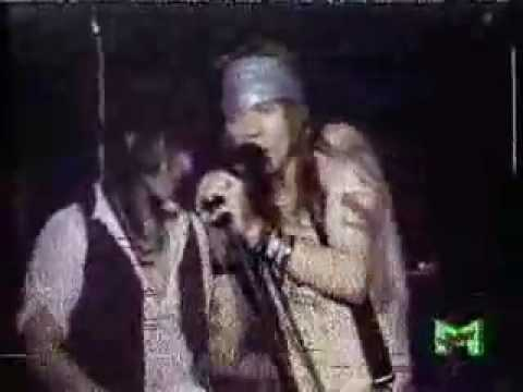 Guns N' Roses Mtv Special in italiano!!! parte 3