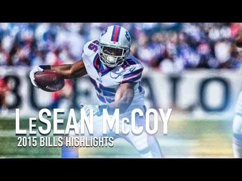 LeSean McCoy | 2015 Buffalo Bills Highlights  ᴴᴰ