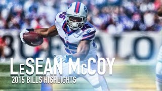 LeSean McCoy | 2015 Buffalo Bills Highlights  (HD)