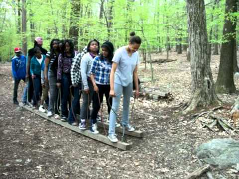 Team Building Trip To Sharpe Reservation Spring 2011