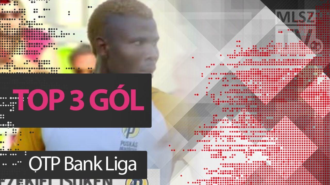 TOP 3 GÓL – 29. forduló | OTP Bank Liga | 2017/2018