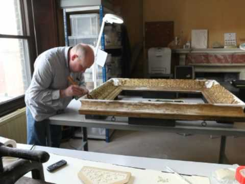 Frame Conservation at the Soane Museum