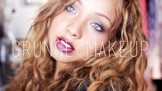 Grunge Makeup tutorial | Drugstore Thumbnail