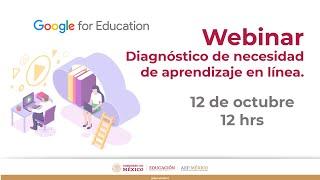 2.  AEFCM. Diagnóstico de necesidad de aprendizaje en línea.