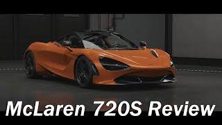 2018 McLaren 720S Review (Forza Motorsport 7)