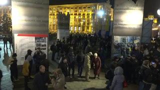 LIVE | На Майдані намагаються встановити намети