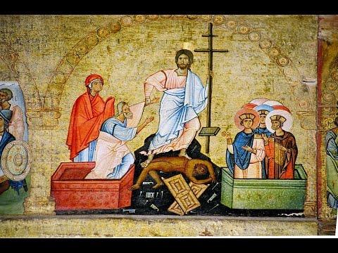 о.Даниил Сысоев: проповедь в светлый четверг, Воскресение Христово