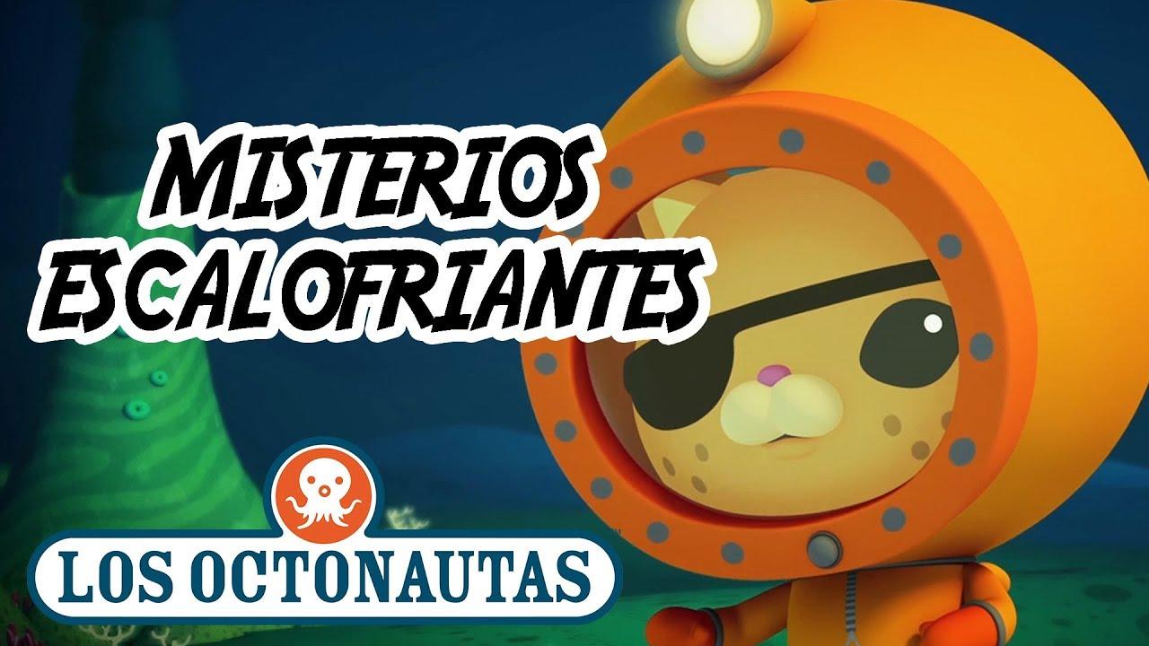 Los Octonautas Oficial en Español - Misterios del Mar   Escalofriantes Aventuras En El Mar