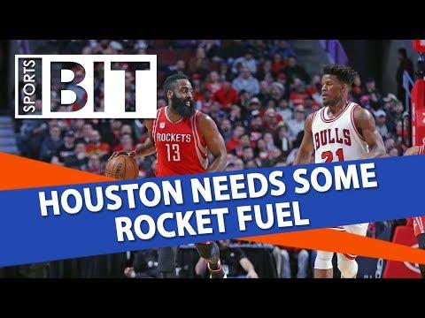 Houston Rockets at Chicago Bulls | Sports BIT | NBA Picks