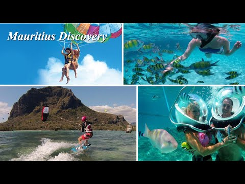 Top 10 Water Sports in MAURITIUS | Mauritius Discovery