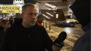 """Kde všude se """"ukrývá"""" kokain v Praze? Na kameru promluvil člověk znalý noční život"""