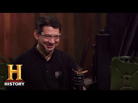Forged in Fire: European Daggers Tested (Season 5, Episode 8) | History