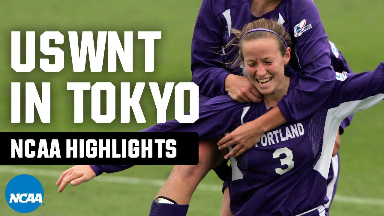 USWNT in Tokyo: College highlights from some of the top stars
