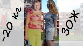 КАК Я НАЧАЛА ХУДЕТЬ? Мой ПЕРВЫЙ ДЕНЬ похудения. Правильное питание